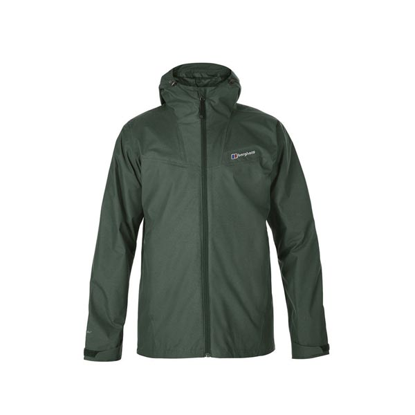 Men Berghaus STRONSAY JACKET DARK GREEN Outlet Online