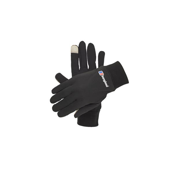 Women Berghaus GLOVE LINER BLACK Outlet Online