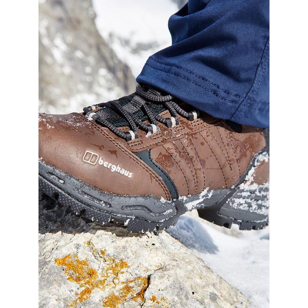 Women Berghaus EXPEDITOR AQ RIDGE CHOCOLATE BROWN / SAGE Outlet Online