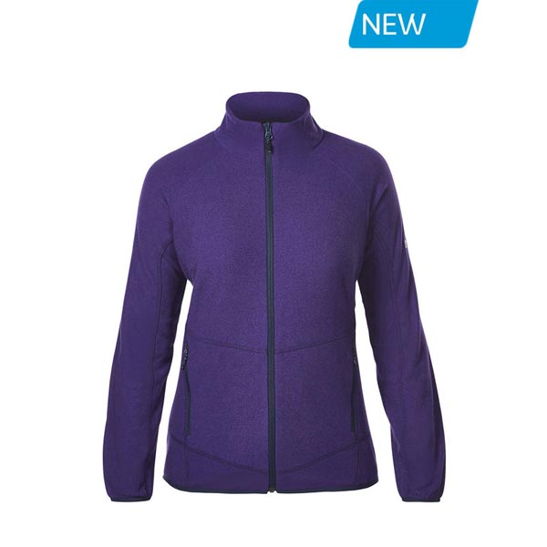 Women Berghaus SPECTRUM MICRO 2.0 FLEECE DARK PURPLE Outlet Online