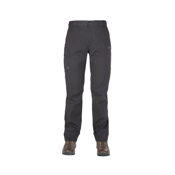Women Berghaus NAVIGATOR STRETCH TROUSERS DARK GREY Outlet Online