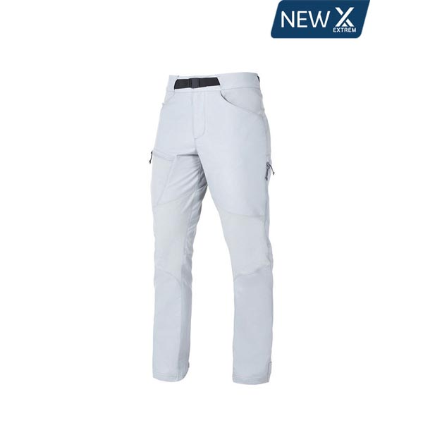 Women Berghaus EXTREM FAST HIKE TROUSERS LIGHT GREY Outlet Online