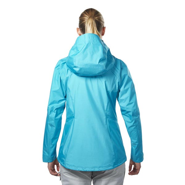 Women Berghaus EXTREM LIGHT PACLITE WATERPROOF JACKET TURQUOISE Outlet Online